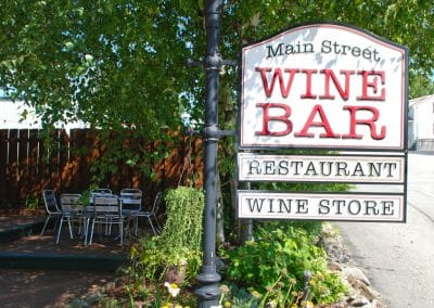 Main Street Wine Bar