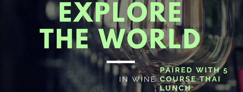 Explore the World Wine Tasting
